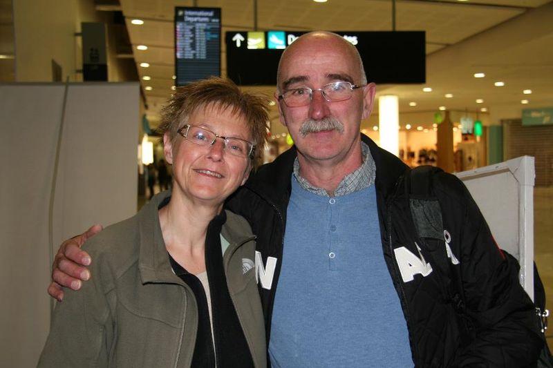 Janice & Gil